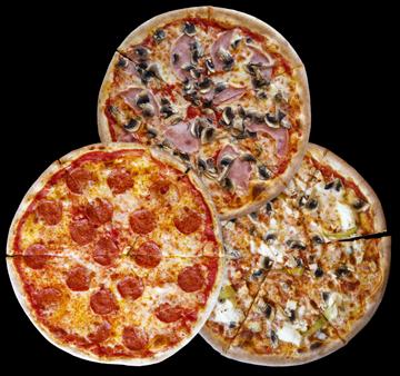 Заказать пиццу в Омске