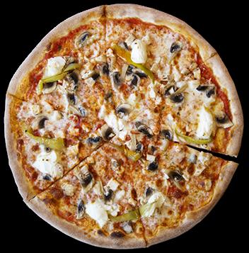 Доставка пиццы в Омске